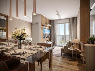 Foto do Lançamento-Apartamento à venda, Parque Ortolândia, Hortolândia - SP | Maxy Franceschini