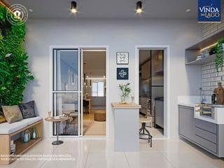 Foto do Lançamento-Apartamento à venda, Jardim Residencial Firenze, Hortolândia - SP | Vinda do Lago