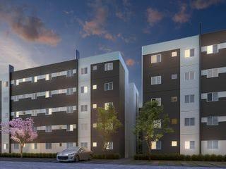 Foto do Lançamento-Apartamento à venda, Chácaras Assay, Hortolândia - SP | Perfetto Residencial