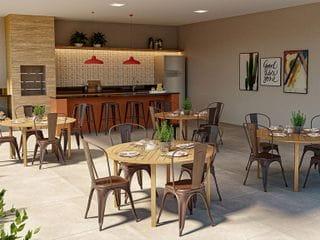 Foto do Lançamento-Apartamento à venda, Chácaras Assay, Hortolândia - SP | Stuppendo Residencial