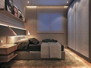 Foto do Apartamento-Apartamento à venda 2 Quartos, 1 Suite, 1 Vaga, 55.32M², Portão, Curitiba - PR