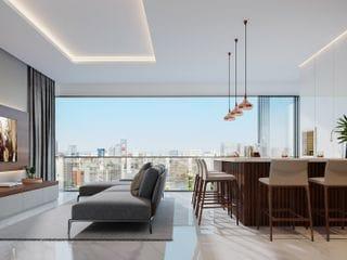 Foto do Apartamento Duplex-Apartamento Duplex de Alto Padrão com 5 Suítes, 238 m² privativos, lavabo, sacada com churrasqueira, 4 vagas de garagem, em Balneário Camboriú