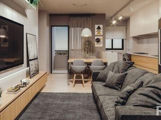Foto do Lançamento-Colon Easy Club- Lançamento apartamento com 2 quartos à venda, Costa e Silva, Joinville, SC