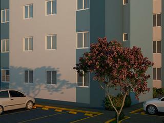 Foto do Lançamento-New Bela Vista - Lançamento Apartamento com 2 dormitórios à venda, Petrópolis, Joinville, SC