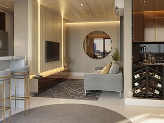 Foto do Lançamento-Supreme HomeClub - Lançamento Apartamento com 2 Dormitórios  à venda, Costa e Silva, Joinville, SC