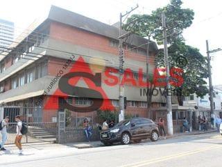 Foto do Prédio-Prédio à venda e para locação, monousuário, pronto para Call Center, a 1,7 km do Shopping West Plaza, Várzea da Barra Funda, São Paulo, SP