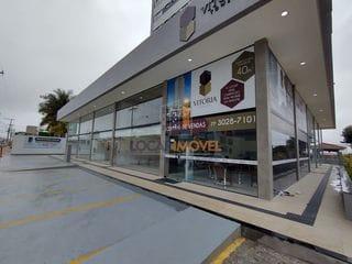 Foto do Loja-Loja nova de 52 m² com pé direito duplo podendo fazer mezanino, Praça do Gil Recreio