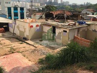 Foto do Área-Área à venda, 768 m² por R$ 1.200.000,00 - Centro - Jandira/SP