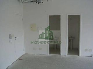 Foto do Sala-Sala para alugar, 47 m² por R$ 1.800/mês - Condomínio Alpha Square Offices - Barueri/SP