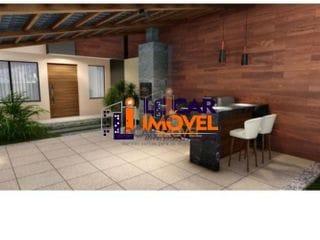 Foto do Outro-Casa Duplex de 4/4 sendo 3 suítes + área gourmet no Candeias acima da Fainor