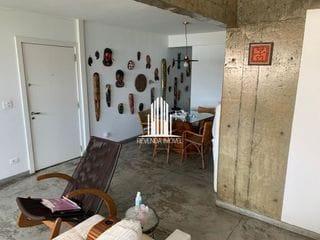 Foto do Apartamento-Apartamento de 110m² no Brooklin com 3 Dorms - 3 Banheiros - 1 Vaga na garagem