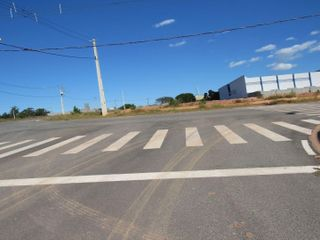 Foto do Prédio-Aluga-se Galpão Industrial no Mega Centro Empresarial.