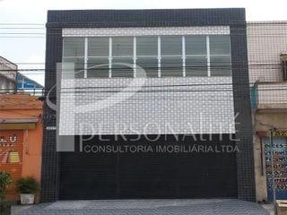 Foto do Prédio-Prédio Comercial para Venda e Locação na Avenida Álvaro Ramos - Quarta Parada