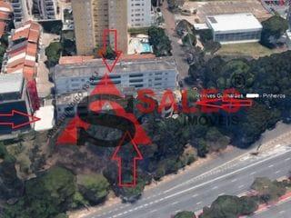 Foto do Prédio-Prédio em obra (faltando finalizar) em excelente localização, de esquina, em frente a uma super área verde, 300 metros da estação do Metrô Sumaré.