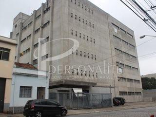 Foto do Prédio-Edifício industrial de 06 andares (lajes de 1.050m²) próximo ao Shopping D e Shopping Center Norte , locação e venda (8.730m²), Brás, São Paulo, SP