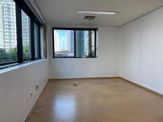 Foto do Sala-Sala Comercial Pinheiros locação, 1 vaga, 36m.
