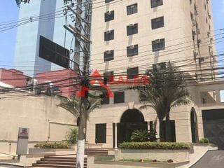 Foto do Sala-Linda sala comercial 32m² , no Columbia Business Tower, que está localizado em uma área privilegiada na cidade de São Paulo