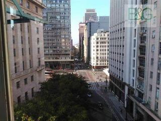 Foto do Sala-Sala para alugar, 235 m² por R$ 5.024,32/mês - Centro - São Paulo/SP