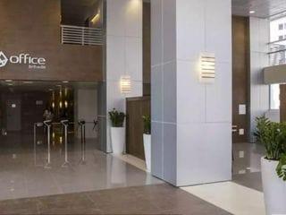 Foto do Sala-Sala à venda, 44 m² por R$ 353.358,90 - Alphaville - Barueri/SP