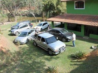 Foto do Sítio-Um belo Sítio para Venda em Itu, Sitio Recanto da Catarina, 3 dormitórios, 8 banheiros, 10 vagas, cercado de muita área verde e animais silvestres.