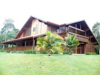 Foto do Sítio-Sítio com 5 dormitórios à venda no bairro Morro Vermelho, 245000 m² por R$ 3.500.000 - Tijucas do Sul - Tijucas do Sul/PR