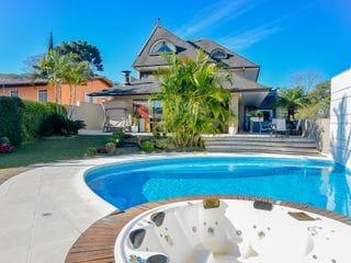 Foto do Sobrado-Casa de luxo, Jardim Social, Curitiba, PR