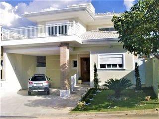 Foto do Sobrado-Linda casa/sobrado à venda em condomínio com segurança 24h em Atibaia interior de São Paulo com 5 dormitórios