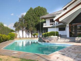 Foto do Sobrado-Linda Casa Triplex Espetacular  de 832 m2 na região nobre de Vila Gardênia, Atibaia, SP