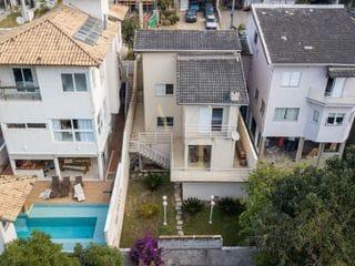 Foto do Sobrado-Sobrado à venda no Residencial New Ville, Melhor Preço do Condomínio! Melhor custo beneficio para sua família! Venha morar em  Santana de Parnaíba, SP
