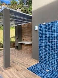 Foto do Sobrado-Sobrado 2 Dorms com 2 Vagas de Garagem, 2 suítes, Piscina, Área Gourmet , próximo ao Centro , à venda, Chácaras São Luís, Santana de Parnaíba, SP
