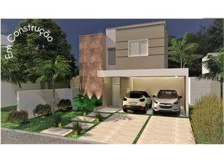 Foto do Sobrado-Sobrado à venda com 4 suítes no condomínio residencial New Ville, Suru, Santana de Parnaíba, SP