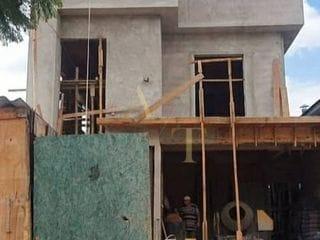 Foto do Sobrado-Sobrado à venda com três Suítes e 4 vagas de garagem no condomínio New Ville, Suru, Santana de Parnaíba, SP