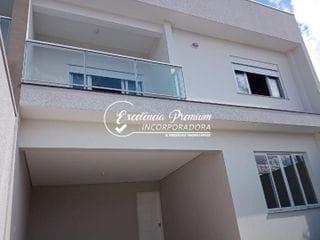 Foto do Sobrado-Sobrado na Cidade Jardim, 3 Quartos sendo 1 suíte com closet, 2 vagas de garagem, 132m²