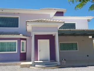 Foto do Sobrado-Linda chácara a venda em Atibaia, casa em um lote de 3.000 m² com 580m² de área de construção e linda vista panorâmica.