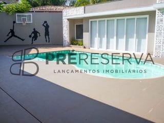 Foto do Sobrado-Lindíssimo sobrado à venda no Residencial Lago Sul em Bauru, SP. Segurança e muita qualidade de vida para você e sua família!