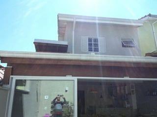 Foto do Sobrado-Excelente Sobrado estilo contemporâneo à venda, próximo ao centro, fino acabamento, com Suíte, área gourmet no Jardim Comendador Cardoso, Bragança Paulista, SP