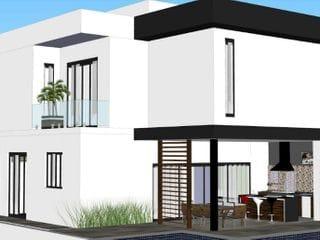 Foto do Sobrado-Sobrado à venda, Condomínio Villa Real de Bragança, Bragança Paulista, SP, agende sua vista conosco. Imóvel de alto padrão.