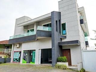 Foto do Sobrado-Sobrado à venda, Vila Lenzi, Jaraguá do Sul, SC - Sobrado com 4 dormitórios e 2 suítes