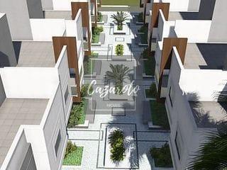Foto do Sobrado-Sobrado em Condomínio Quadriplex com 03 Suítes, 3 Vagas no Subsolo, Ático com Terraço Descoberto, com 337,12m² no Mercês