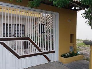 Foto do Sobrado-Sobrado com 3 dormitórios à venda, 226 m² por R$ 605.000,00 - Jundiapeba - Mogi das Cruzes/SP