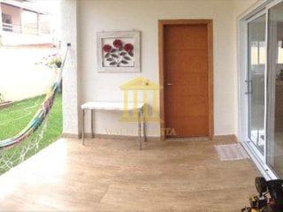 Foto do Sobrado-Ótima Casa de 220 m², Condomínio Golden Park, 4 Dormitórios, 2 Suítes, 4 Vagas de Garagem, no Parque Hortolândia, em Hortolândia-SP.