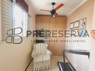 Foto do Sobrado-Sobrado impecável à venda com 03 suítes sendo 01 Master e lago com carpas no Altos da Cidade em Bauru, SP