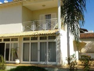Foto do Sobrado-Excelente sobrado à venda com 03 suítes no Residencial Villaggio I em Bauru-SP. Segurança e muita qualidade de vida para você e sua família!
