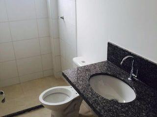 Foto do Sobrado-Sobrado com 2 dormitórios à venda, 55 m² por R$ 185.000 - Kubitschek - Guarapari/ES