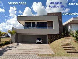 Foto do Sobrado-Vendo Sobrado 3 Suítes, Condomínio Portal Horizonte, Bragança Paulista SP.