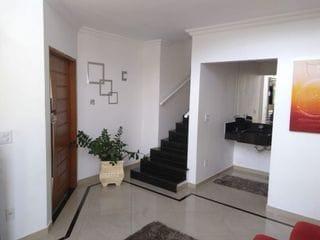 Foto do Sobrado-Sobrado com 3 dormitórios à venda, 268 m² por R$ 1.280.000,00 - Jardim Reserva Bom Viver de Indaiatuba - Indaiatuba/SP