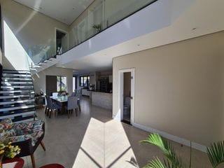 Foto do Sobrado-Vendo Sobrado Novo, 3 Suítes, 316 m². Condomínio Portal Horizonte, Bragança Paulista SP