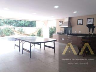 Foto do Sobrado-Linda Residencia em Condomínio Fechado com 4 amplas suítes, piscina e churrasqueira integradas à venda, Alphaville, Santana de Parnaíba, SP