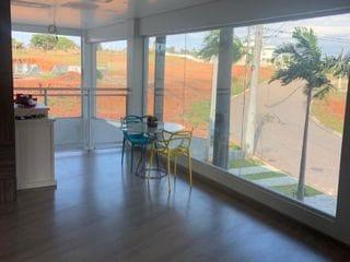 Foto do Sobrado-Linda Mansão em Atibaia Condomínio Fechado