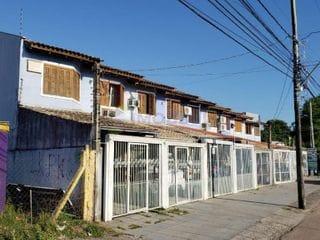 Foto do Sobrado-Sobrado à venda, 2 quartos, 1 vaga, Cidade Eldorado - Eldorado do Sul/RS